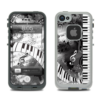 Lifeproof iPhone 5 Case Skin - Piano Pizazz