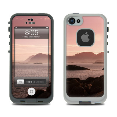 Lifeproof iPhone 5 Case Skin - Pink Sea
