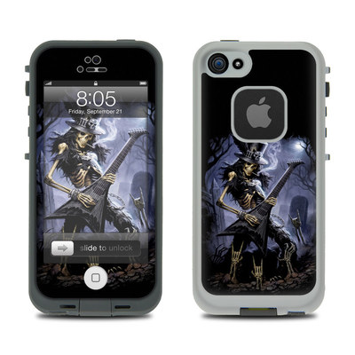 Lifeproof iPhone 5 Case Skin - Play Dead