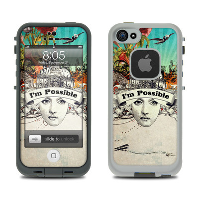 Lifeproof iPhone 5 Case Skin - Possible