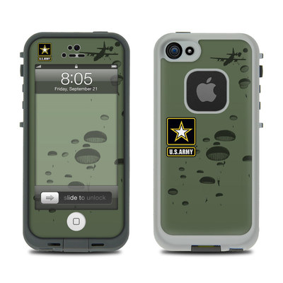 Lifeproof iPhone 5 Case Skin - Pull The Lanyard