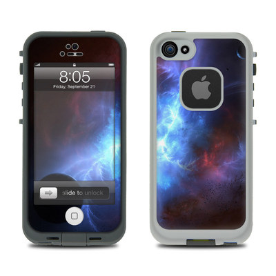 Lifeproof iPhone 5 Case Skin - Pulsar