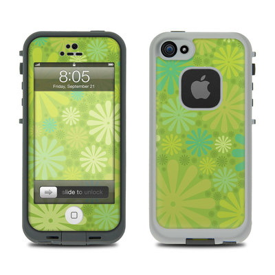 Lifeproof iPhone 5 Case Skin - Lime Punch