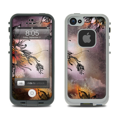 Lifeproof iPhone 5 Case Skin - Purple Rain