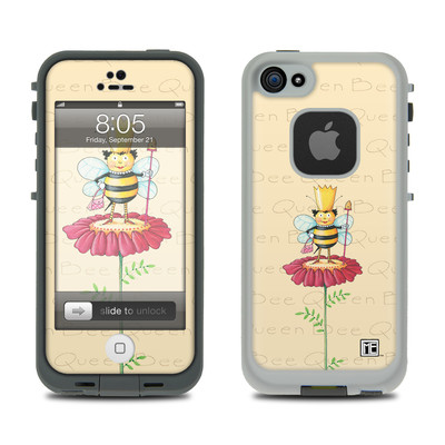 Lifeproof iPhone 5 Case Skin - Queen Bee