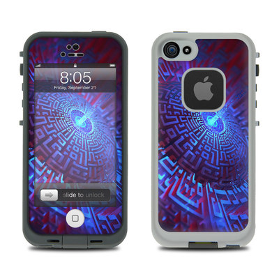 Lifeproof iPhone 5 Case Skin - Receptor