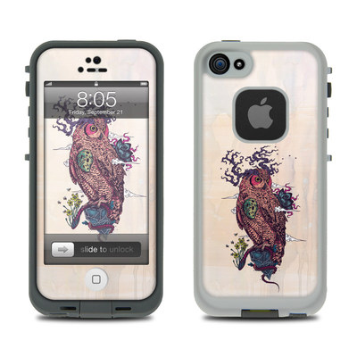Lifeproof iPhone 5 Case Skin - Regrowth