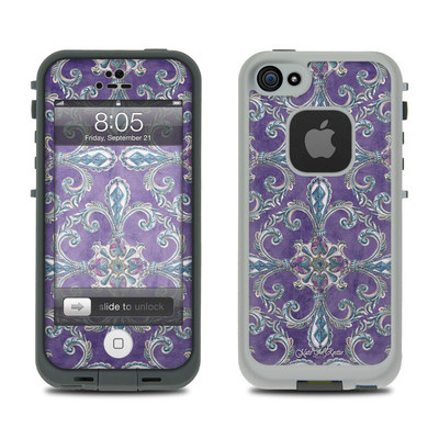 Lifeproof iPhone 5 Case Skin - Royal Crown