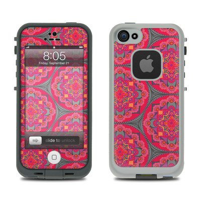 Lifeproof iPhone 5 Case Skin - Ruby Salon