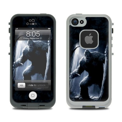 Lifeproof iPhone 5 Case Skin - Sasquatch