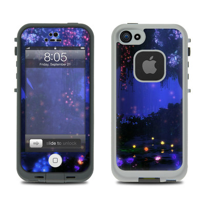 Lifeproof iPhone 5 Case Skin - Satori Night