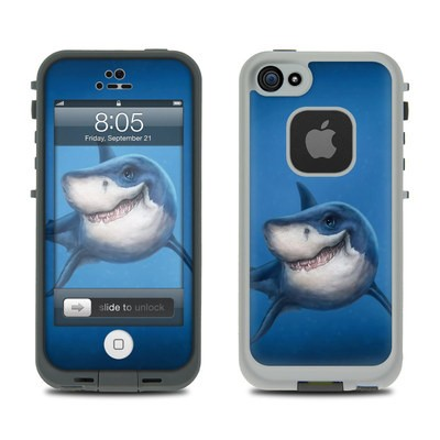 Lifeproof iPhone 5 Case Skin - Shark Totem