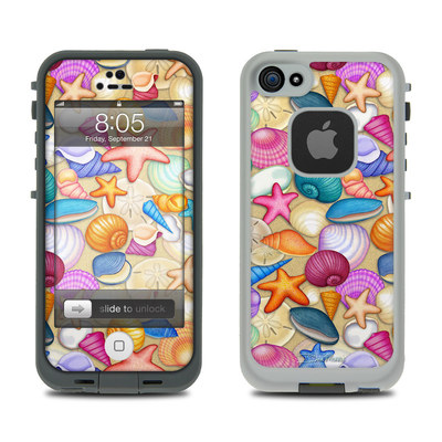 Lifeproof iPhone 5 Case Skin - Shells