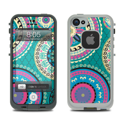 Lifeproof iPhone 5 Case Skin - Silk Road