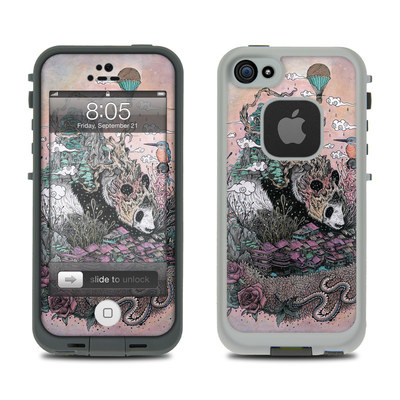 Lifeproof iPhone 5 Case Skin - Sleeping Giant