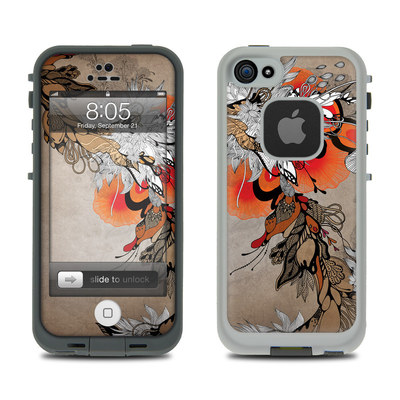 Lifeproof iPhone 5 Case Skin - Sonnet