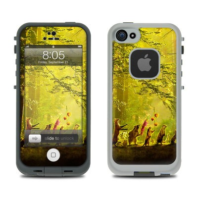 Lifeproof iPhone 5 Case Skin - Secret Parade