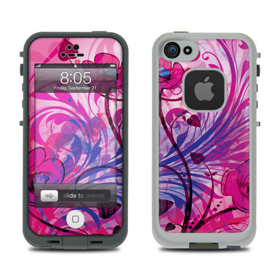 Lifeproof iPhone 5 Case Skin - Spring Breeze