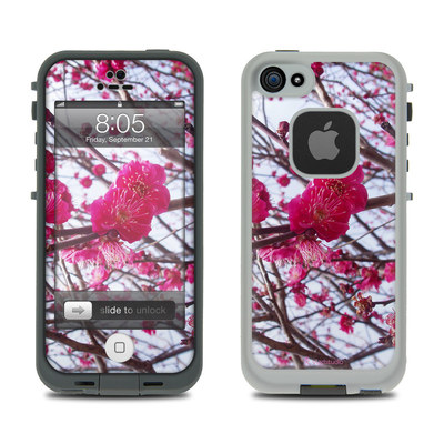 Lifeproof iPhone 5 Case Skin - Spring In Japan