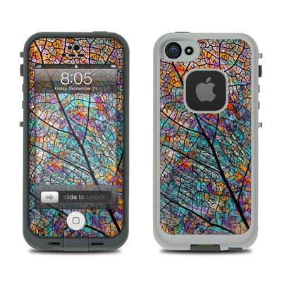 Lifeproof iPhone 5 Case Skin - Stained Aspen