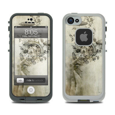 Lifeproof iPhone 5 Case Skin - Steamtime