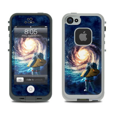 Lifeproof iPhone 5 Case Skin - Stellar Surfer