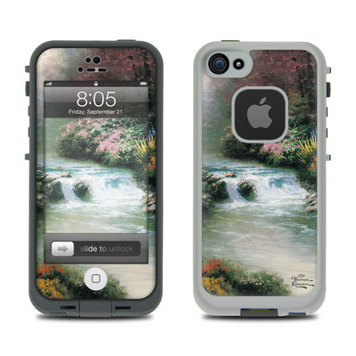 Lifeproof iPhone 5 Case Skin - Beside Still Waters