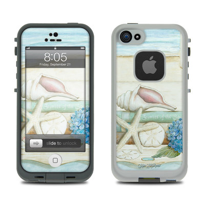Lifeproof iPhone 5 Case Skin - Stories of the Sea