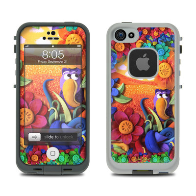 Lifeproof iPhone 5 Case Skin - Summerbird