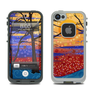 Lifeproof iPhone 5 Case Skin - Sunset Moon