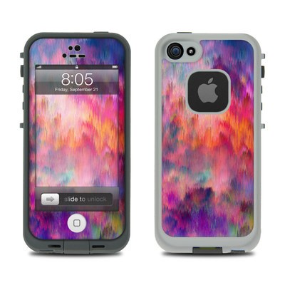 Lifeproof iPhone 5 Case Skin - Sunset Storm