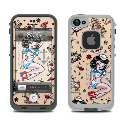 Lifeproof iPhone 5 Case Skin - Suzy Sailor