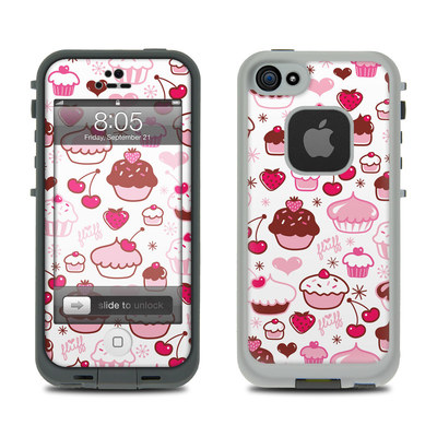 Lifeproof iPhone 5 Case Skin - Sweet Shoppe