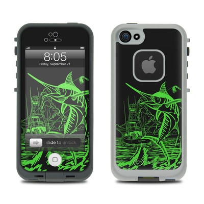 Lifeproof iPhone 5 Case Skin - Tailwalker