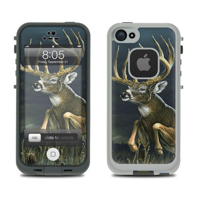 Lifeproof iPhone 5 Case Skin - Thunder Buck