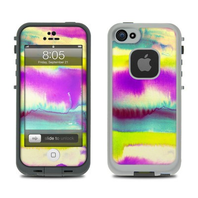 Lifeproof iPhone 5 Case Skin - Tidal Dream
