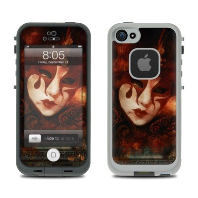 Lifeproof iPhone 5 Case Skin - To Rise Above