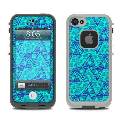 Lifeproof iPhone 5 Case Skin - Tribal Beat