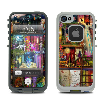 Lifeproof iPhone 5 Case Skin - Treasure Hunt