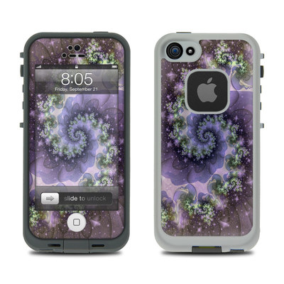 Lifeproof iPhone 5 Case Skin - Turbulent Dreams