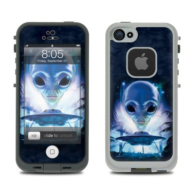 Lifeproof iPhone 5 Case Skin - UFO