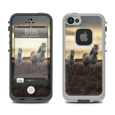 Lifeproof iPhone 5 Case Skin - Hornless Unicorns
