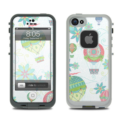 Lifeproof iPhone 5 Case Skin - Up and Away