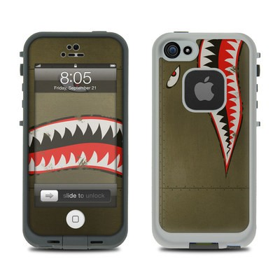 Lifeproof iPhone 5 Case Skin - USAF Shark