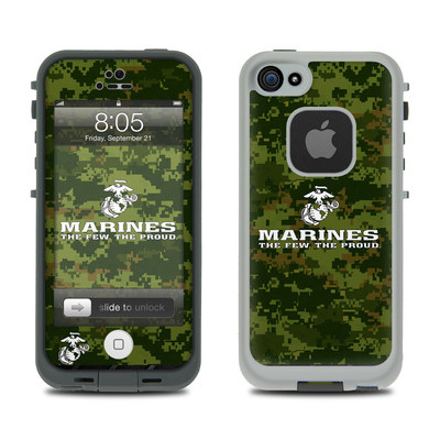 Lifeproof iPhone 5 Case Skin - USMC Camo