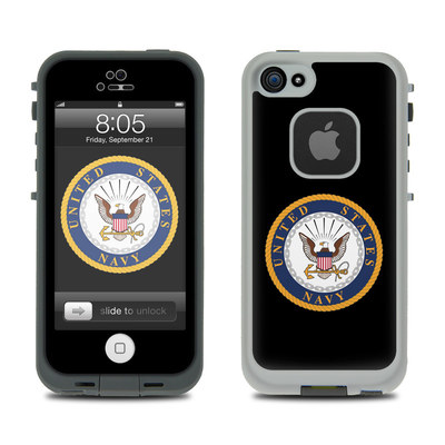 Lifeproof iPhone 5 Case Skin - USN Emblem