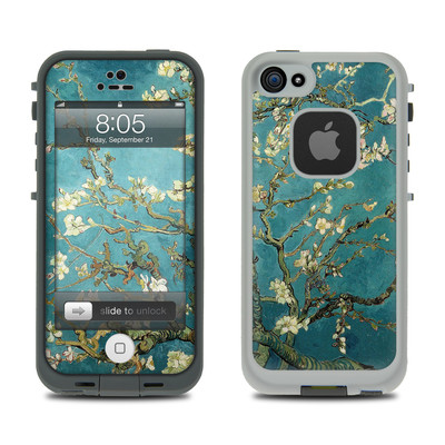 Lifeproof iPhone 5 Case Skin - Blossoming Almond Tree