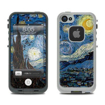 Lifeproof iPhone 5 Case Skin - Starry Night