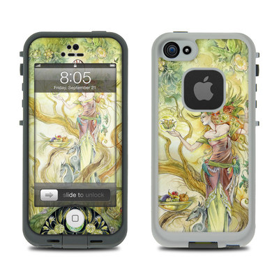 Lifeproof iPhone 5 Case Skin - Virgo