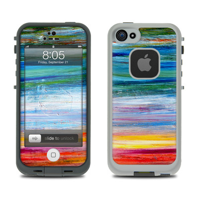 Lifeproof iPhone 5 Case Skin - Waterfall